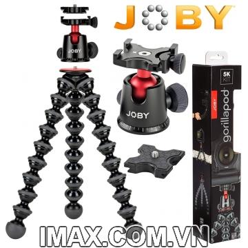 Chân xoắn JOBY GorillaPod 5K  + đầu ball chính hãng