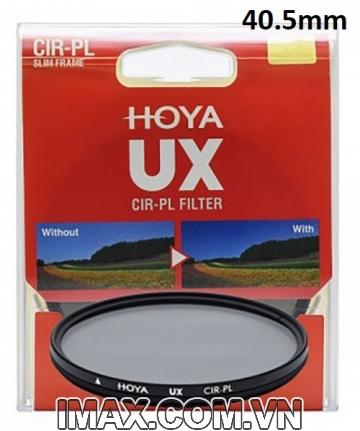 Kính lọc Hoya UX CPL 40.5mm