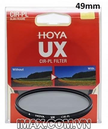 Kính lọc Hoya UX CPL 49mm