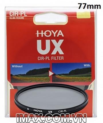 Kính lọc Hoya UX CPL 77mm