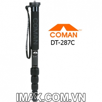 Chân đơn máy ảnh Coman Monopod DT-287C