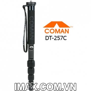 Chân đơn máy ảnh Coman Monopod DT-257C