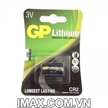 Pin GP CR2 Photo Lithium 3v Battery - Chính hãng