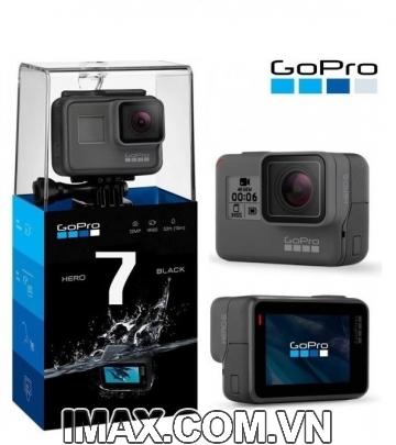 Máy quay Gopro Hero 7 Black ( Chính hãng FPT ) NEW