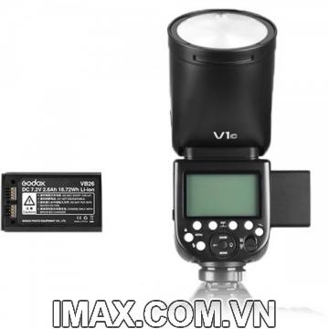 Đèn Flash Godox V1 Sony, Hàng nhập khẩu