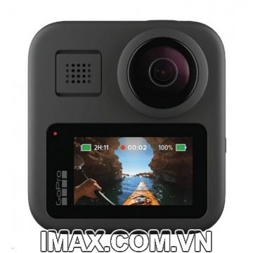 Combo 3 Máy Quay Gopro Max 360 ( FPT) + Bộ phụ kiện 20 in 1+ thẻ 128gb quay 4k + túi chống nước + đèn Led quay đêm