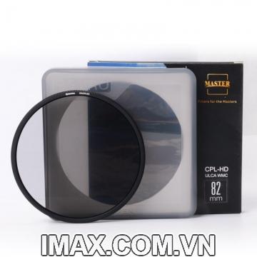 Kính lọc Filter Benro Master CPL-HD 82mm dùng cho Khung Benro FH100M2