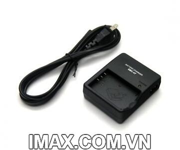 Sạc SBC-47 cho pin máy ảnh Samsung SLB-1137D, sạc dây