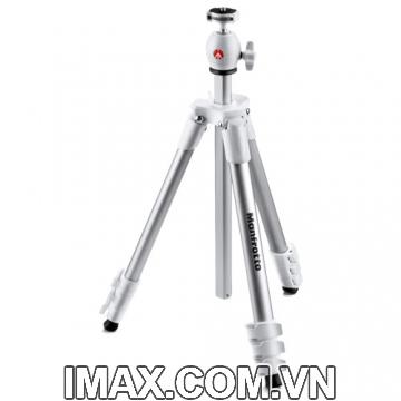 Chân máy ảnh Manfrotto Compact Light White