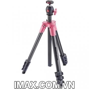 Chân máy ảnh Manfrotto Compact Light pink