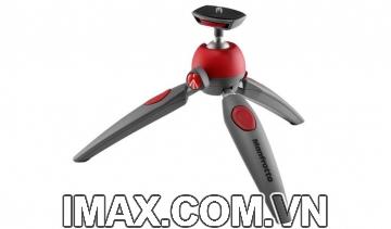 Chân máy ảnh Manfrotto Pixi Mini (màu đỏ)