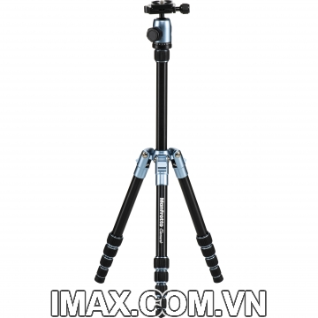 Chân máy ảnh Manfrotto Element Traveller Small (màu xanh)