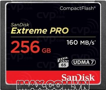 Thẻ nhớ CF Sandisk 256GB 1067x 160MB/s