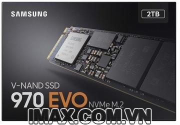Ổ cứng 2TB SSD 970 EVO NVMe M.2