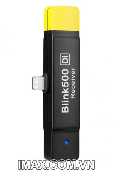Bộ nhận tín hiệu micro Saramonic Blink 500 RXDi