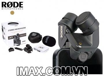 Micro thu âm Rode i-XY stereo microphone cho iPhone/iPad