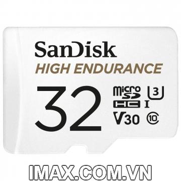 Thẻ nhớ 32GB MicroSDHC SanDisk High Endurance