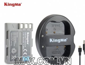 Bộ 1 pin và 1 sạc Kingma cho pin Nikon EN-EL3E