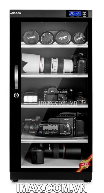 Tủ chống ẩm Andbon DS-125S, 125 Lít