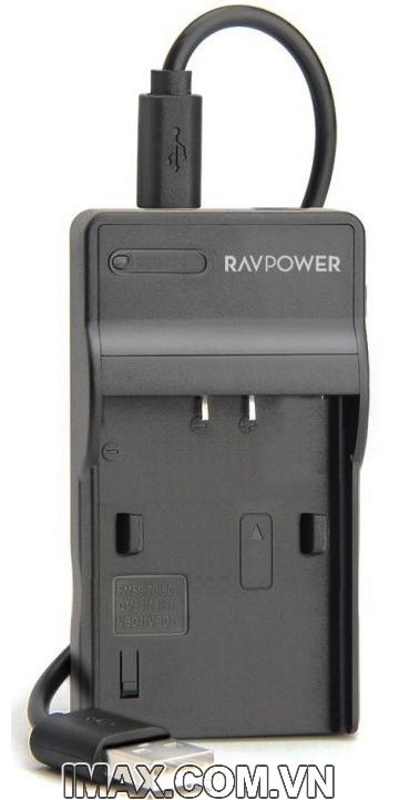 Sạc Ravpower for Sony NP-FV100
