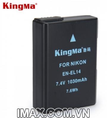 Pin Kingma cho Nikon EN-EL14