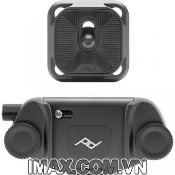 Peak Design Capture Camera Clip v3 - Chính Hãng