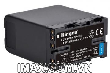 Pin máy ảnh Kingma cho Sony BP-U60