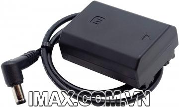 Giả Pin DC Andoer kết nối Cho Sony DR-FZ100