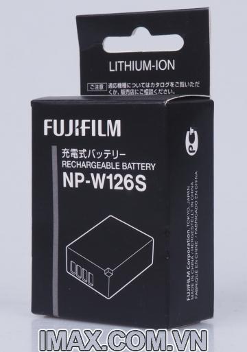 Pin Fujifilm NP-W126S, Dung lượng cao