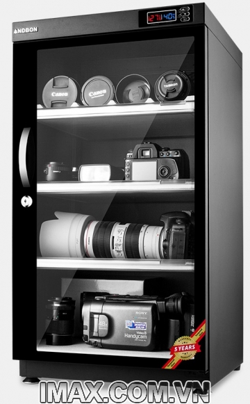 Tủ chống ẩm và Tạo ẩm tự động Andbon DS-105S