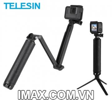 Gậy chụp hình GoPro 3 way Telesin