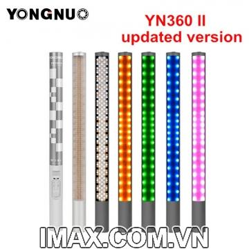 Đèn LED Yongnuo YN360 II - RGB