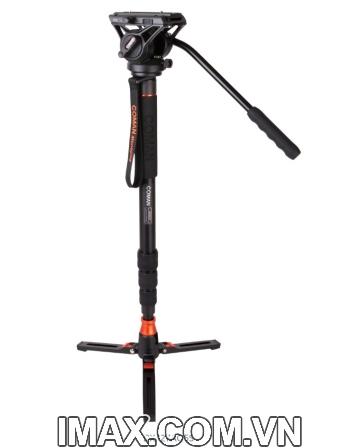 Chân máy ảnh Monopod Coman DX327AQ5S