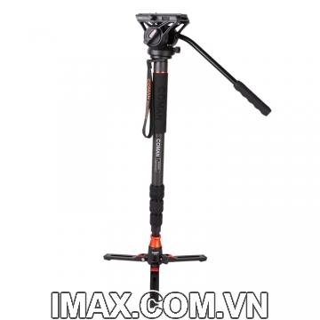 Chân máy ảnh Monopod Coman DX327CQ5S