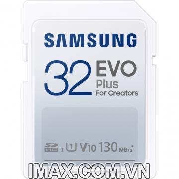 Thẻ nhớ SD 32GB Samsung EVO Plus For Creators