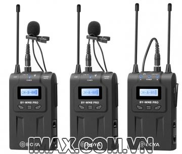 Micro thu âm không dây Boya BY-WM8 Pro-K2